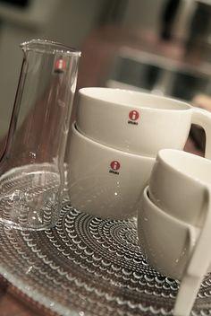 Iittala glass and tableware @ Finnstyle | #pintofinn