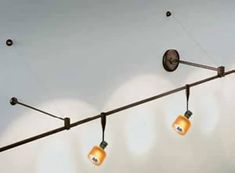 Wall Mounted Track Lighting Mesmerizing Track Lighting Doesn't Have To Be Mounted On The Ceilingwall Design Inspiration