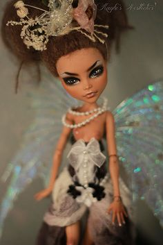 Monster High Cleo Custom Commission by +Kayke+