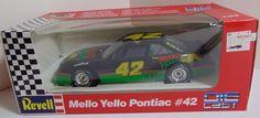 Revell 1991 1/24 Mello Yello Pontiac Grand Prix Kyle Petty #42 Nascar Diecast  #Revell #Pontiac
