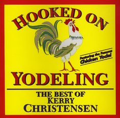 Kerry Christensen - Hooked On Yodeling, Blue