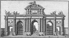 Puerta de Alcalá 1815