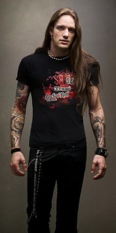 Hottest men with long hair! PICS – We Love Men With Long Hair Discussions – Last.fm