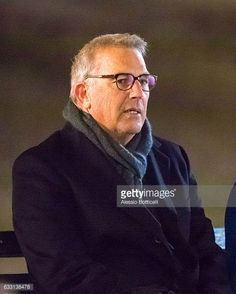 Kevin Costner is seen filming 'Molly's Game' in Central Park on January 31 2017