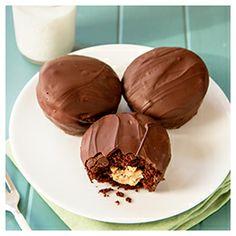 Gluten Free Peanut Butter Cup Bliss l #WhatTheHack!