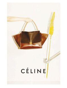 Céline autumn/winter 2011 advertisement.