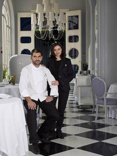 La Terraza del Casino: Paco Roncero y María Jose Huertas, Neo2