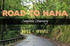 You booked your tickets and accommodations, packed your bags, woke up early, drove to the airport and have now embarked on an adventure to a destination so beautiful you will not soon forget. You destination is Maui and your adventure is the Road to