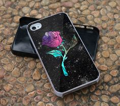 Rose The Beast For iPhone 4 Case, iPhone 4s, iPhone 5, Samsung Galaxy S3 I9300 Case and Samsung Galaxy S4 I9500 Case