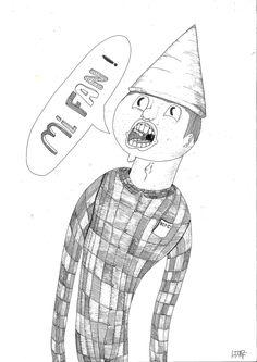 Mi Fan!     Muji 0,38 Black     - Hugo CHAFFIOTTE    http://disconnectedbrain.tumblr.com