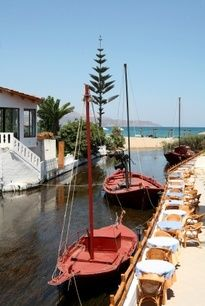 Kreta Grekland - Almyrida & Kalives