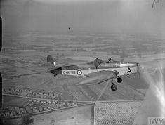 Training School, Ww2 Aircraft, Royal Air Force, Commonwealth, Blind, Ministry, Fighter Jets, Trainers, British