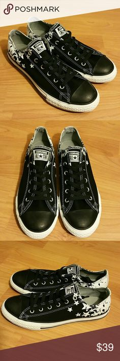 Converse All Star New wo box. Size 5 for juniors and size 7 for womens. Never worn. Converse Shoes Sneakers