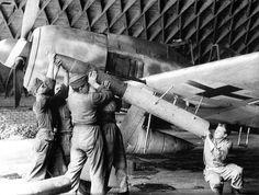 Focke-Wulf 190, loading a rocket: *BFD*