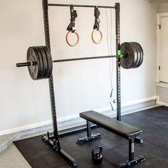 Best garage gym images garage gym at home gym block wall