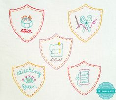 New Free Embroidery Pattern!