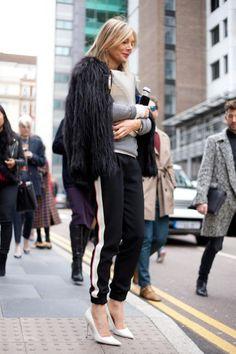 #style Uk Street Style, Street Chic, Autumn Winter Fashion, Fall Winter, Fashion Brand, Fashion Women, Fashion Photo, Style Me, Style Inspiration