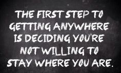 Love this! #fitnessmotivation #nevergiveup #decide