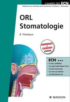 la faculté: Télécharger Livre : ORL Stomatologie