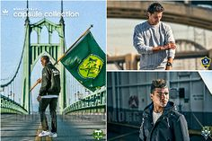 adidas Originals Limited Edition MLS Capsule Collection