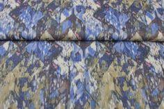 elastická bavlna/džínovina se vzory