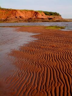 the red sands of Prince Edward Island  Canada  52 by dugspr — Home for Good, via Flickr