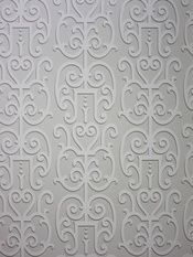Colleoni Vinyl Osborne and Little Wallpaper Luxury Wallpaper, Designer Wallpaper, Estilo Hollywood Regency, Osborne And Little Wallpaper, Nina Campbell, Textured Wallpaper, Discount Designer, Trellis, Fabric Patterns