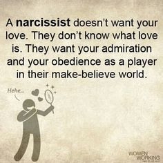 Why doesn't a Narcissist want love, peace or happiness? Find out in this blog .. https://blog.melanietoniaevans.com/why-doesnt-a-narcissist-want-love-happiness-or-peace/