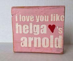 Hey Arnold Valentine