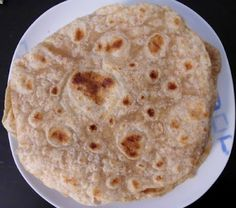 Whole Wheat Tortillas -- These were good, but bland. Will undergo some tinkering the next time I make them.
