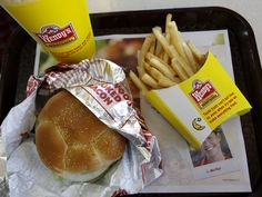 """Environmental groups cited Wendy's as """"Poor"""" in the area of packaging sustainability. One reason is that the chain still uses black plastic bowls, which cannot be recycled."""