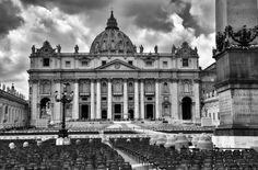 Petersdom, Rom, Italien