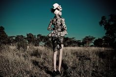 Out of Africa by Vanja Lisac #africa #fashion #photo #photos #photography