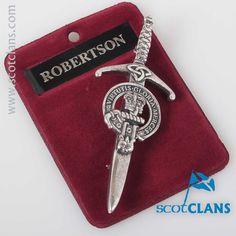 Robertson Clan Crest