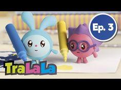 BabyRiki - Carioci colorate (Ep. 3) Desene animate   TraLaLa - YouTube Animation, Youtube, Beauty, Animation Movies, Beauty Illustration, Youtubers, Youtube Movies, Motion Design