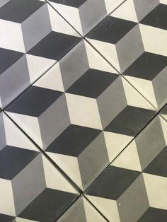 tiles/Australia .Encaustic