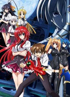 High school dxd it was a very good anime lots of fan service, but all in all such a good plot and storyline. I Love Anime, Awesome Anime, Me Me Me Anime, Hig School, Anime High School, Hatsune Miku, Anime Echii, Anime Art, Asia Argento
