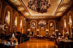 Hotel Dupont Weddings, Delaware Weddings  Photo Credit: Faith West Photography WWW.HotelduPont.com