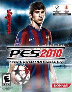 PES 2010: Pro Evolution Soccer PC Game Free Download Full Version
