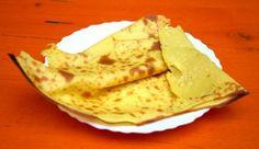 Socca, traditional nicois cuisine
