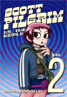Scott Pilgrim vs. The World (Scott Pilgrim, #2)