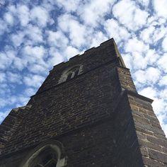 Evershot parish church on a lovely autumnal morning #parish #englishcountrygarden #parishchurch #church #england #uk #safinteriors