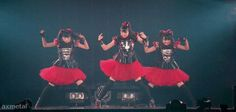 ax-metal wing — BABYMETAL Gimme Chocolate in Legend 2015. It was...