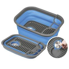 Companion POPUP Dish Tray and Tub , - Kelly's Camping and Outdoors Store
