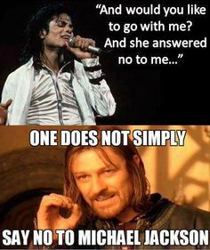 <3 Michael Jackson <3 - lol true