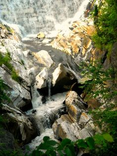 This little-known cave is one of the coolest places to hike in Massachusetts.