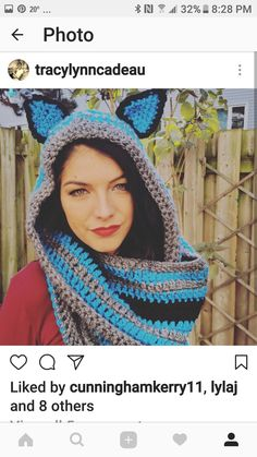 Crochet Hats, Fashion, Knitting Hats, Moda, Fasion, Trendy Fashion, La Mode
