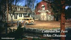 Columbia Inn-White Christmas movie cvr
