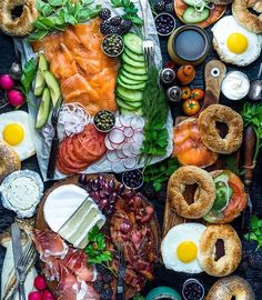 Bagel tray done right!