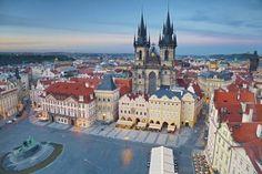 Prague Is The New #1 International Destination